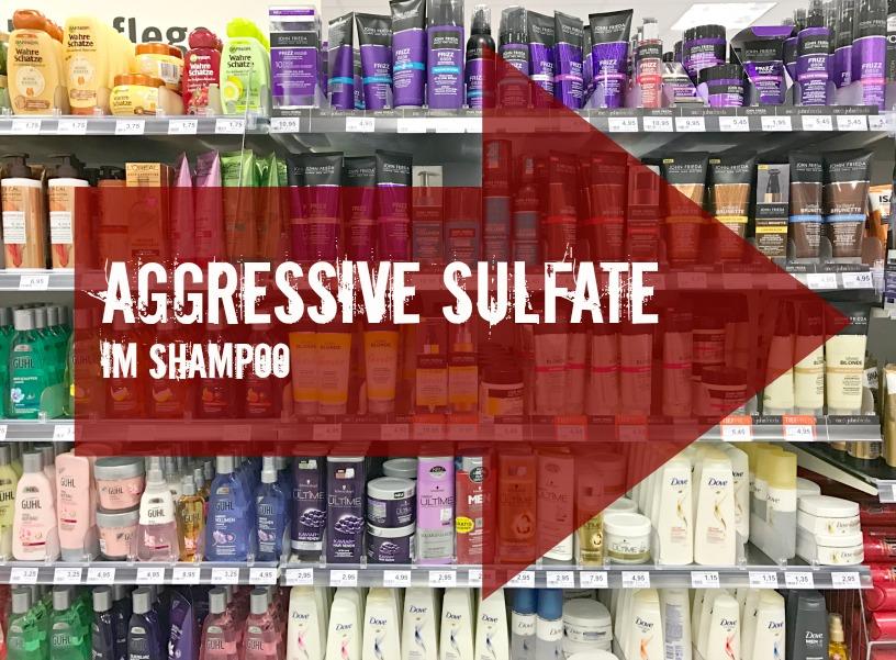 aggressive sulfate shampoo