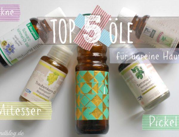 Hautpflege bei unreiner haut ab 30