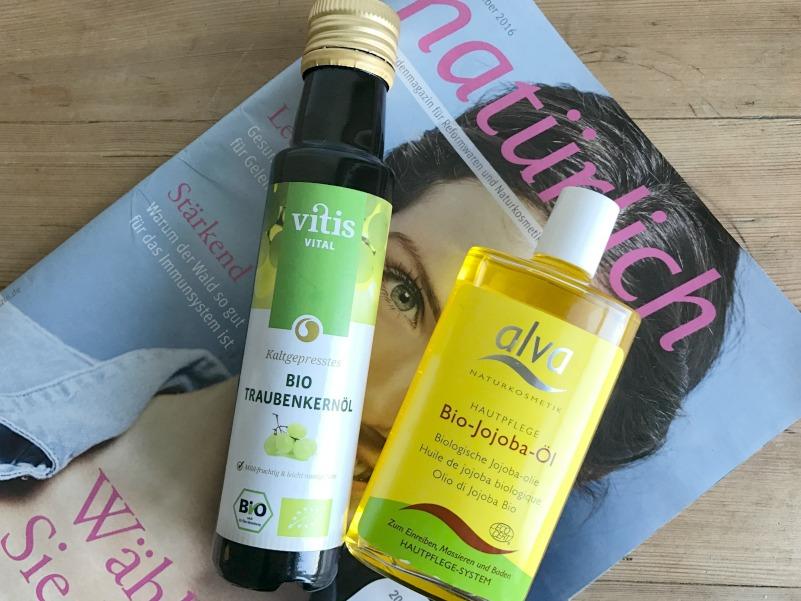 olivenoel trockene haare