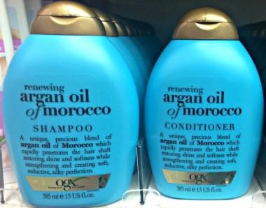 Organix Renewing Moroccan Argan Oil Shampoo