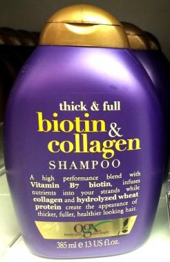 Organix Thick&Full Biotin & Collagen Shampoo