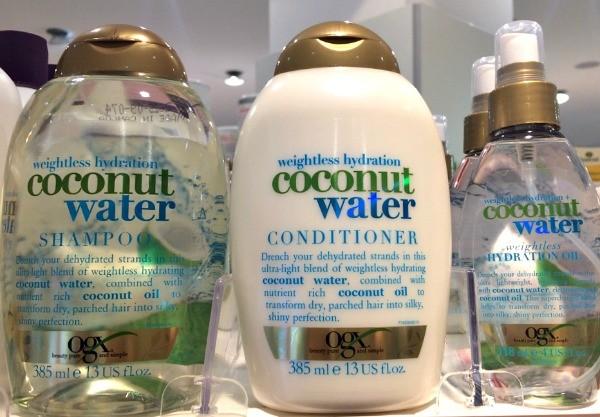 organix Coconut Water Shampoo ogx