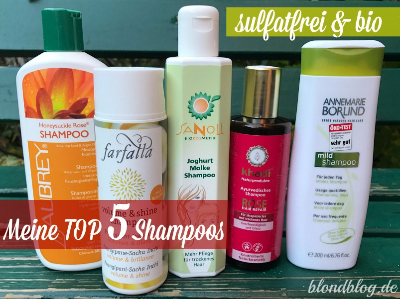 Sulfatfreie Shampoos