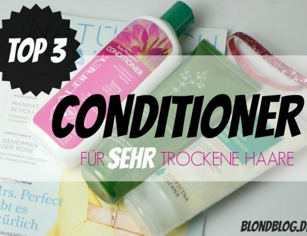guter conditioner extrem trockene haare