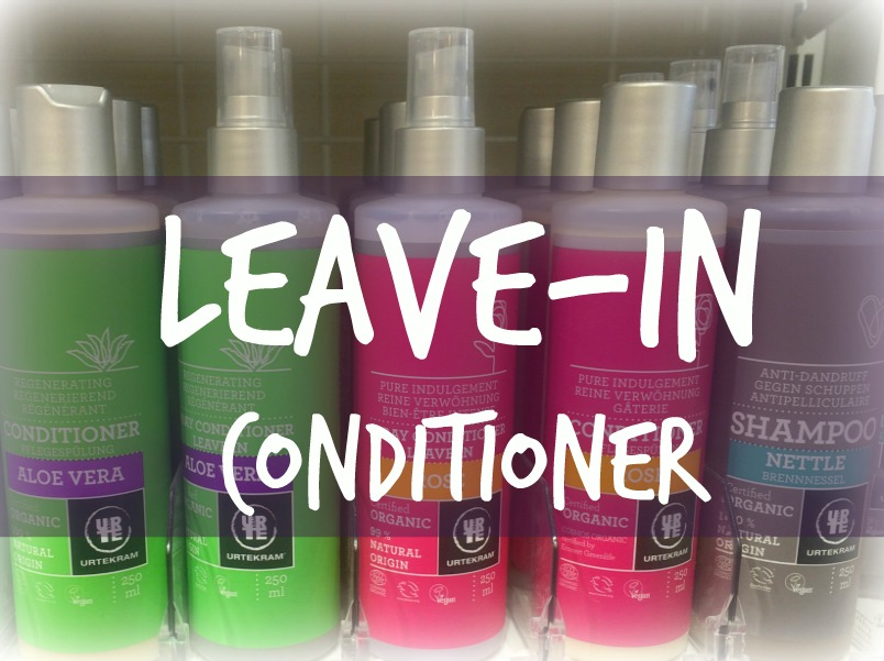 leave in conditioner ohne silikone