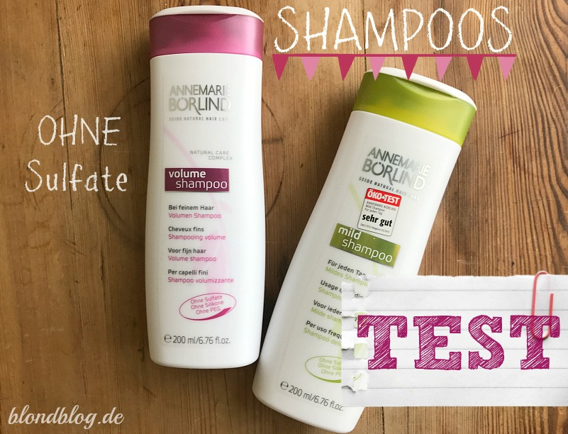 annemarie bà rlind shampoos test ohne silikone sulfate peg