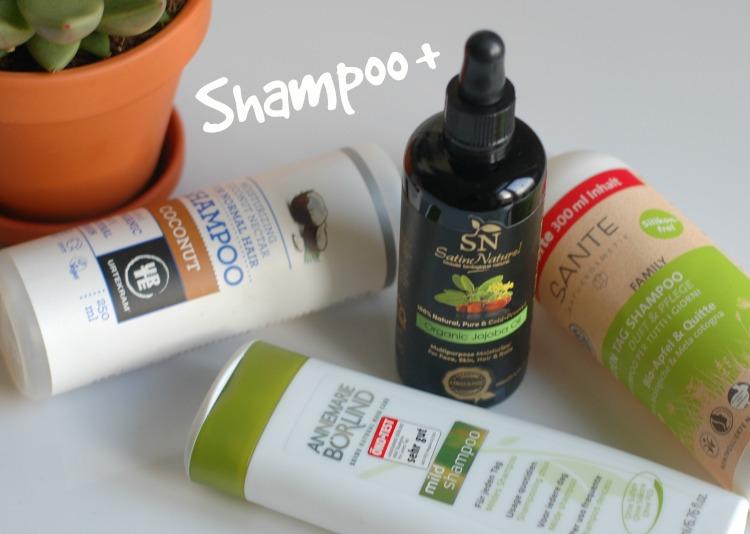 jojobaöl ins shampoo mischen
