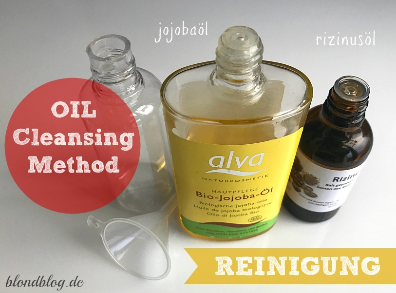 Oil Cleansing Method mischhaut