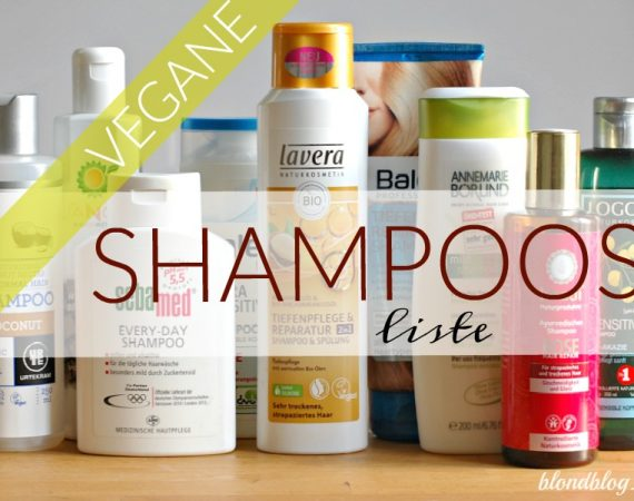 veganes shampoo liste bio drogerie shampoos. Black Bedroom Furniture Sets. Home Design Ideas