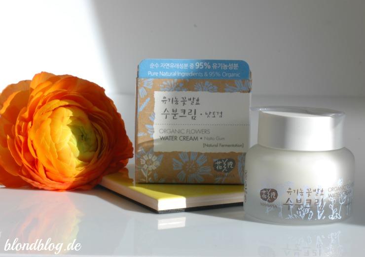 WHAMISA kosmetik Water Cream erfahrungen