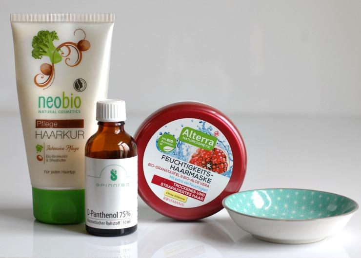 Panthenol Für Sensible Haut Trockene Haare