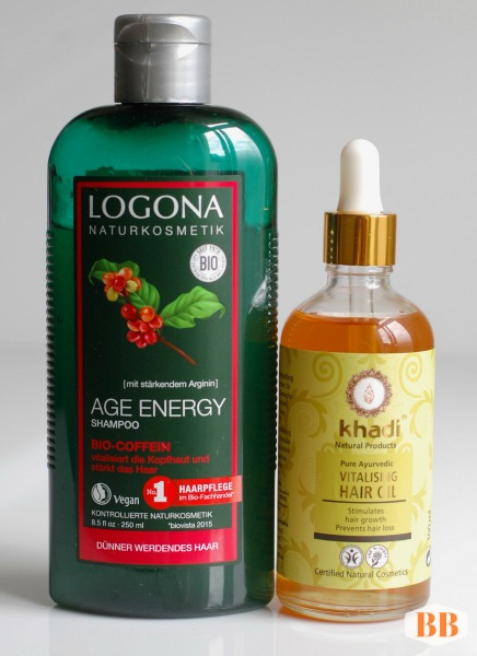 logona coffein shampoo test naturkosmetik anti aging. Black Bedroom Furniture Sets. Home Design Ideas