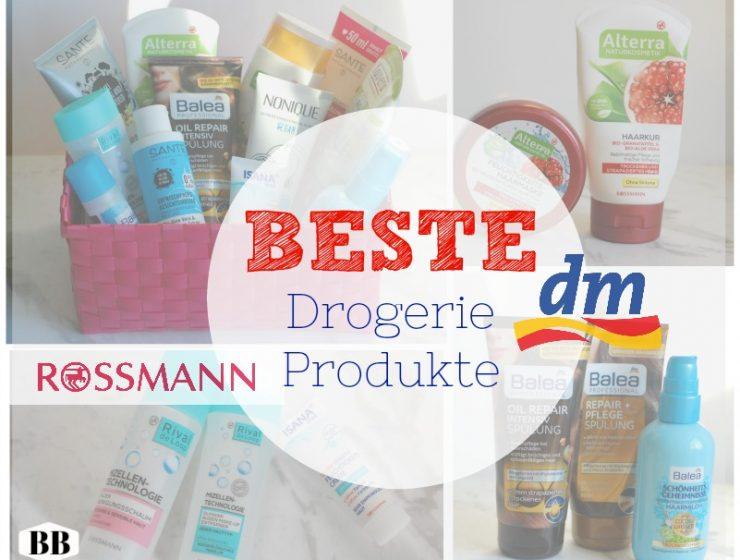 Rossmann vegane produkte